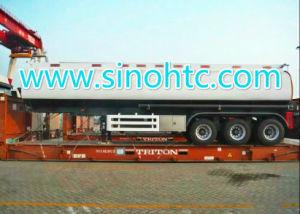 35 000L Aluminum Fuel Tank Trailer Truck pictures & photos