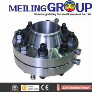 Meiling Forged Flat Stainless Steel GOST Flange Pn16 Flange pictures & photos