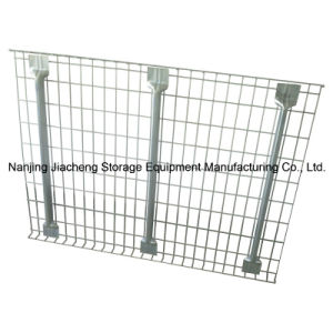 Welded Galvanized Steel Storage Wire Mesh Fence for Sales pictures & photos