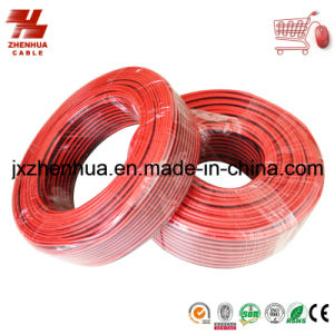 CCA Black and Red Speaker Wire 2X0.75 pictures & photos