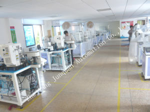 Full Automatic Crimping Machine (Both Ends) (JQ-1) pictures & photos