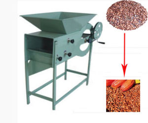 Cocoa Bean Winnower (operated by hand-crank)