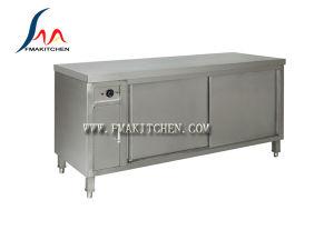 Plate Warming Cabinet W/ Hinge Door pictures & photos
