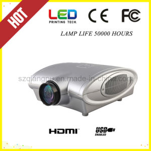 1280*800 HD Home Theater LCD Projector with DVB-T (SV-818) pictures & photos