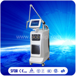Electro-Optic Q-Switch ND YAG Laser Actual Single Pulse Painless Treatment pictures & photos