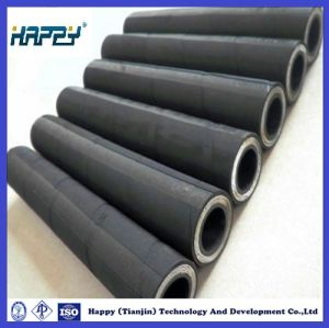 """Dn 1 1/4"""" 4sh High Pressure Rubber Hydraulic Hose pictures & photos"""