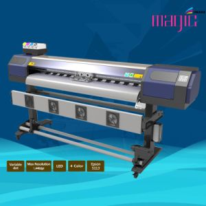 Mcjet 126 Inch Eco Solvent Digital Printer with Epson Dx7 pictures & photos