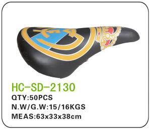 Leather BMX Saddle Kid′s Bike Saddle (SD-2130) pictures & photos