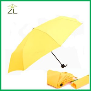 Pocket Element Best Quality Mini Pocket Lady Compact Sun Umbrella pictures & photos