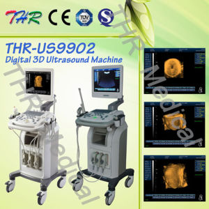 3D Ultrasonic Diagnostic System (THR-US9902) pictures & photos