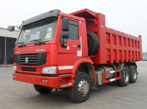 HOWO 6X4 30t Tipper Truck Sinotruk (ZZ3257N3847C) pictures & photos