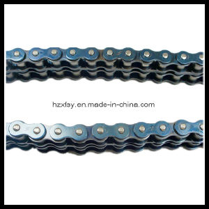 12A-2-50L ANSI Standard Steel Double Row Short Pitch Transmission Precision Roller Chain pictures & photos