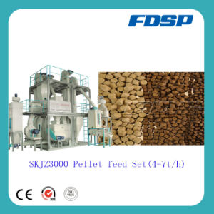Skjz 4800 Animal Pellet Feed Plant, Animal Feed Processing Plant pictures & photos