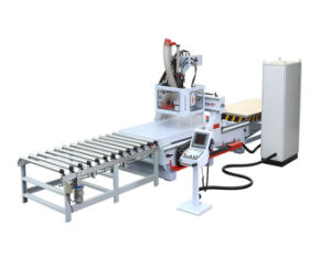 CNC Router Machine (CH-481 discharge device)