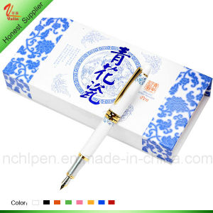 Luxury Elegant Ceramic Gift Pen Set for Souvenir pictures & photos