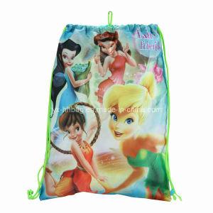 Cute Promotion Drawstring Bag/Shoe Bag (YX-Db-203)