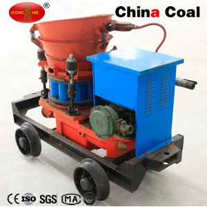 Pzb Series Explosion Proofing Dry Electric Cement Shotcrete Machine pictures & photos
