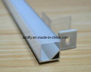Corner Square LED Flexible Aluminum Profile 16*16 pictures & photos