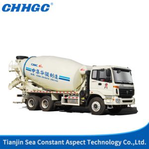 Ouman Concrete Mixer Truck 8 pictures & photos