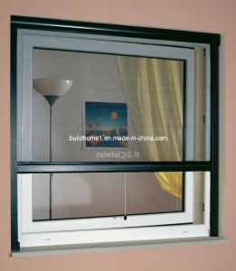 Fire Proof Meshes Rolling Insect Window Screen pictures & photos