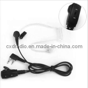 Two Way Radio Acoustic Tube Earpiece / Vox Function (AC-2425VOX)