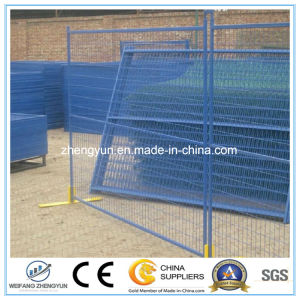 Temporary Steel Construction Fence pictures & photos