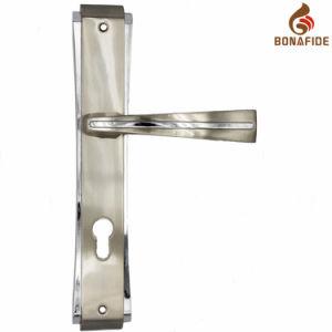 High Quality Full Zinc Door Lock Handle-041 pictures & photos