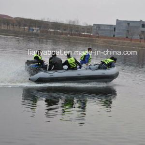 Liya 2m to 7m Inflatable Tube Boat PVC/Hypalon Boat pictures & photos