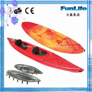 Kayak Mold and Rotomolding Products PE Plastic China