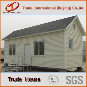 Light Gauge Steel Structure Economic Modular Building/Mobile/Prefab/Prefabricated Simple Villa pictures & photos