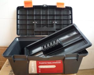 Multi-Fonction Heavy Duty Plastic Tool Box/ Storage Case Product Wholesale