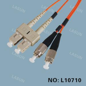 SC / FC Fiber Optic Patch Cord / Patch Cable