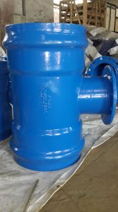 Ductile Iron Flange Fittings for Water Supply Pipeline pictures & photos