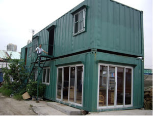 China iso shipping container home with low cost china for Maison low cost container