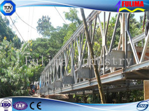 High Strength Welded Steel Structural Bridge Above The River (SB-001) pictures & photos