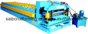 Tile Roll Forming Machine (YX25-200-1000) pictures & photos