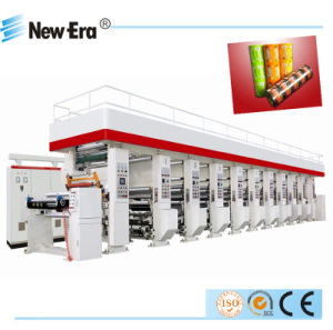 High Speed Rotogarvure Printing Machine (CE)