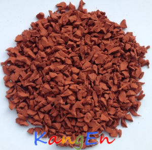 Running Track for EPDM Granule (K01 Red) pictures & photos