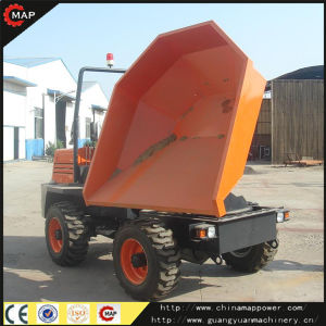 3.0ton Wheel Mini Dumper pictures & photos