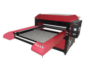 80X100cm Automatic Wide Format Sublimation Machine for Textile, Garment, Fabric (INV-PS01)