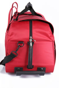 [Handbags] Outdoor Sports Leisure Durable Travelling Duffle Trolley Luggage Hand Bag pictures & photos
