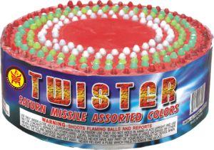 206s Twister Missiles 1.4G Consumer Fireworks (KL8009)