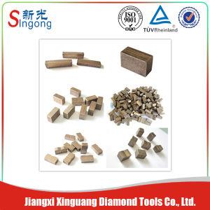 900-3500mm Granite Segment Diamond Granite Saw Blade pictures & photos