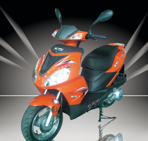 SANYOU 125CC-150CC Gasoline Scooter (SY125T-25 (F2)) pictures & photos