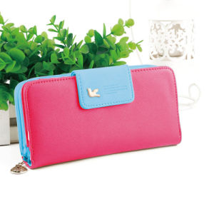 Purse with 3foldable Standard Wallet pictures & photos