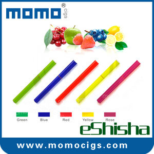 Hot Sale! 2014 New Style Colorful Appearance with Crystal Light Disposable C Cigarette E Shisha