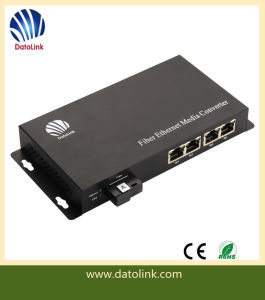 Ethernet Fiber Media Converter pictures & photos