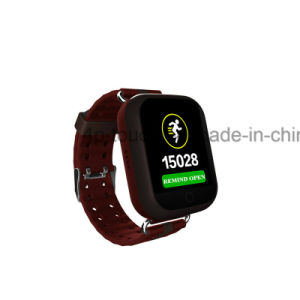 Touch Screen Adult GPS Tracker Watch with Heart Rate (D28) pictures & photos