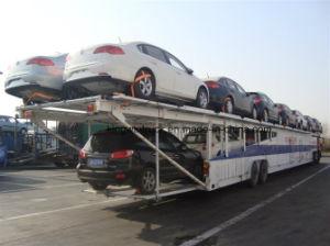 China Cimc Brand Car Carrier Semi Trailer pictures & photos