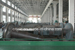 BV, SGS, ISO9001: 2008 Certified Forging Shaft Wind Power pictures & photos